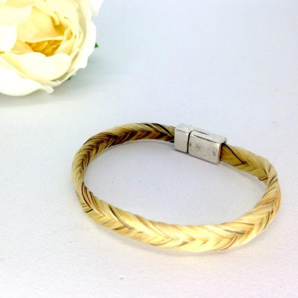 Bracelet crin de cheval Cornet epi