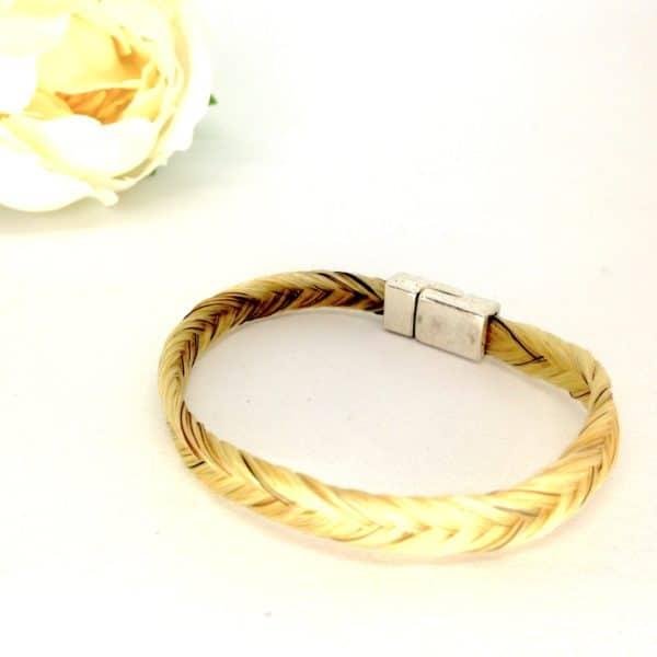 bracelet en crins Cornet epi