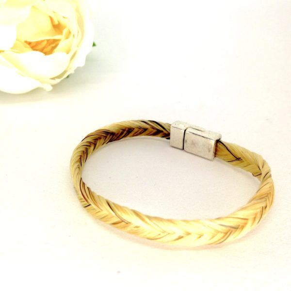 bracelet crin cheval Cornet epi