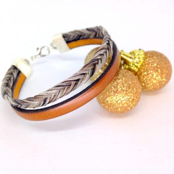 Bracelet en crins Fancy me épi