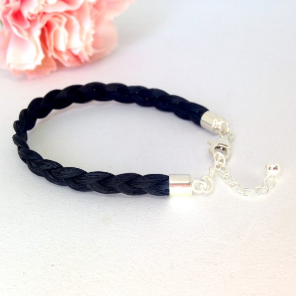 bracelet crin cheval Quismy