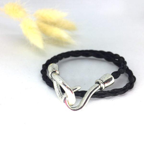 bracelet crin cheval sabbah