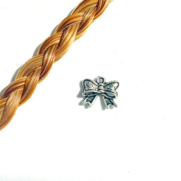 breloque noeud ruban